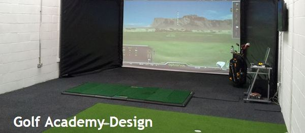 From The Ground Up For All Your Golf Academy Requirements
